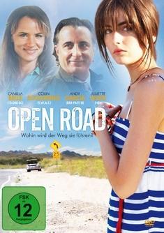 OPEN ROAD - Marcio Garcia