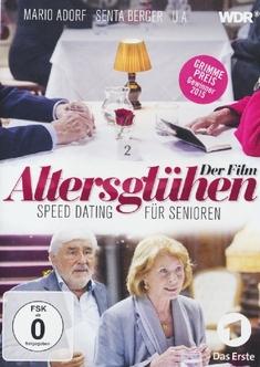 ALTERSGLÜHEN - SPEED DATING FÜR SENIOREN - Jan Georg Schütte