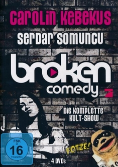 CAROLIN KEBEKUS & SERDAR SOMUNCU...  [4 DVDS]