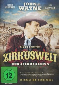 ZIRKUSWELT - HELD DER ARENA - Henry Hathaway