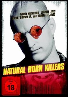 NATURAL BORN KILLERS - Oliver Stone, Quentin (Buch) Tarantino