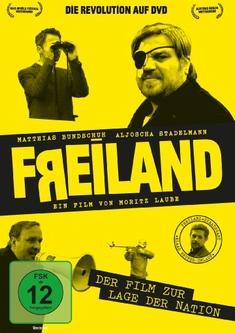 FREILAND  - DER FILM ZU LAGE DER NATION - Moritz Laube