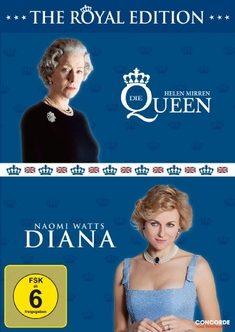 THE ROYAL EDITION - DIE QUEEN/LADY DIANA  [2DVD] - Stephen Frears, Oliver Hirschbiegel