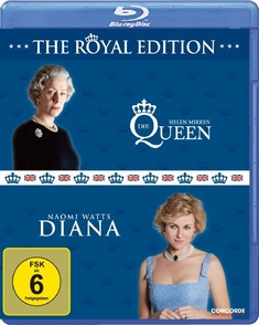 THE ROYAL EDITION - DIE QUEEN/LADY DIANA  [2BRS] - Stephen Frears, Oliver Hirschbiegel