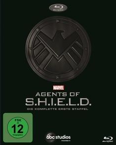 MARVEL`S AGENTS OF S.H.I.E.L.D. - STAFFEL 1
