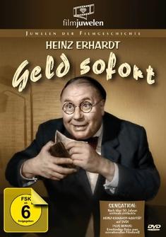 HEINZ ERHARDT - GELD SOFORT - J.A. Hübler-Kahla
