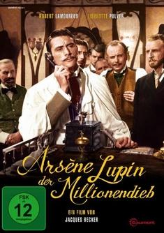 ARSENE LUPIN - DER MILLIONENDIEB - Jacques Becker