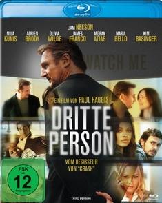 DRITTE PERSON - Paul Haggis