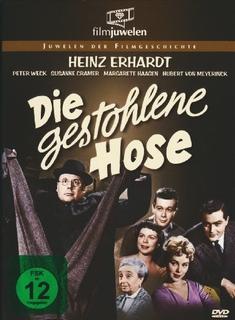 HEINZ ERHARDT - DIE GESTOHLENE HOSE - Geza von Cziffra