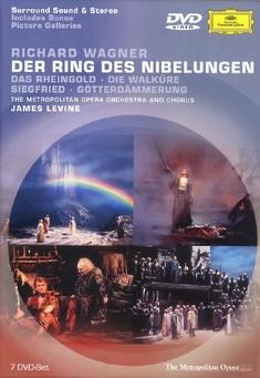 RICHARD WAGNER - DER RING DES NIBELUNGEN [7DVDS] - Brian Large