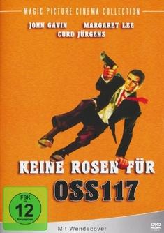 OSS 117 - KEINE ROSEN FÜR OSS 117 - Andre Hunebelle