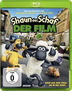 SHAUN DAS SCHAF - DER FILM - Richard Starzak, Mark Burton