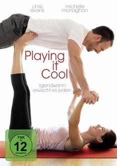 PLAYING IT COOL - Justin Reardon