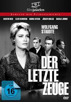 DER LETZTE ZEUGE - FILMJUWELEN - Wolfgang Staudte