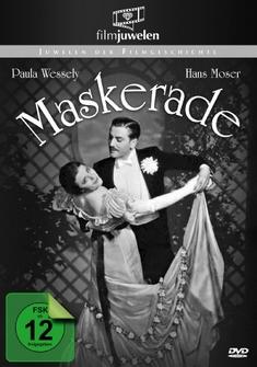 MASKERADE - FILMJUWELEN - Willi Forst