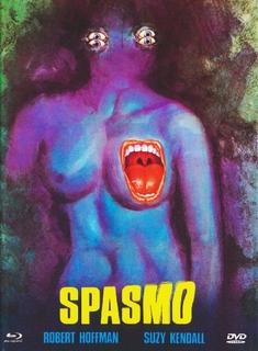 SPASMO  [LE] (+ DVD) - MEDIABOOK - Umberto Lenzi