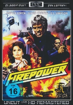 FIREPOWER - UNCUT/HD REMASTERED - CCC - Michael Winner