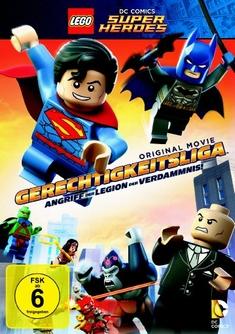LEGO DC COMICS SUPER HEROES - ANGRIFF... - Rick Morales