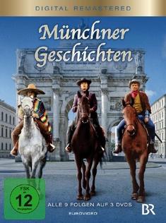 MÜNCHNER GESCHICHTEN  [3 DVDS] - Helmut Dietl, Herbert Vesely