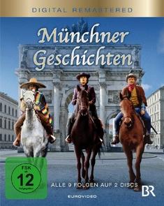 MÜNCHNER GESCHICHTEN  [2 BRS] - Helmut Dietl, Herbert Vesely