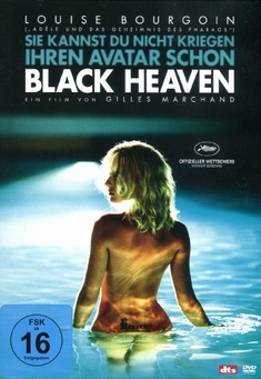 BLACK HEAVEN - Gilles Marchand