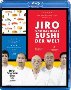JIRO UND DAS BESTE SUSHI DER WELT - David Gelb