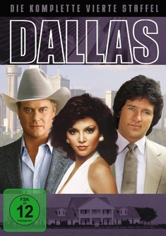 DALLAS - STAFFEL 4  [7 DVDS]