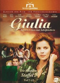 GIULIA - AUS DEM LEBEN... - STAFFEL 2  [2 DVDS] - Enrico Maria Salerno