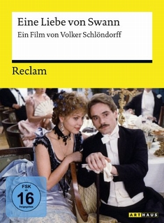 EINE LIEBE VON SWANN - RECLAM EDITION - Volker Schlöndorff