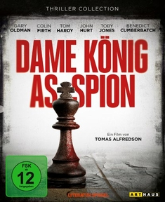 DAME, KÖNIG, AS, SPION - THRILLER COLLECTION - Tomas Alfredson