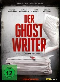 DER GHOSTWRITER - THRILLER COLLECTION - Roman Polanski