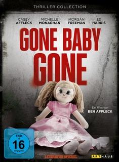 GONE BABY GONE  - THRILLER COLLECTION - Ben Affleck