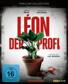 LEON - DER PROFI - THRILLER COLLECTION - Luc Besson