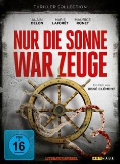 NUR DIE SONNE WAR ZEUGE - THRILLER COLLECTION - Rene Clement