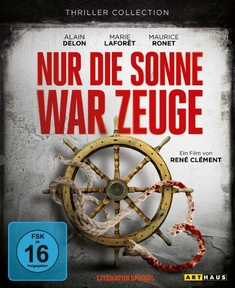 NUR DIE SONNE WAR ZEUGE - THRILLER COLLECTION - Rene Clement