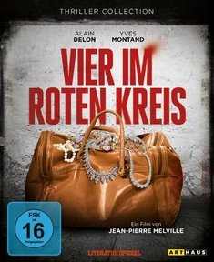 VIER IM ROTEN KREIS - THRILLER COLLECTION - Jean-Pierre Melville