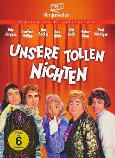 UNSERE TOLLEN NICHTEN - Rolf Olsen
