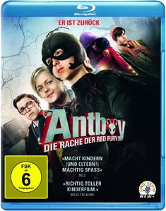 ANTBOY - DIE RACHE DER RED FURY - Ask Hasselbalch