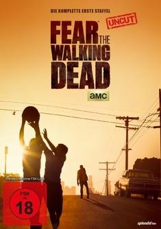 FEAR THE WALKING DEAD - STAFFEL 1 - UNCUT [2DVD] - Adam Davidson, Kari Skogland, Stefan Schwartz