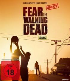 FEAR THE WALKING DEAD - STAFFEL 1 - UNCUT [2BRS] - Stefan Schwartz, Kari Skogland, Adam Davidson