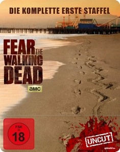 FEAR THE WALKING DEAD - STAFFEL 1  [SB] [2 BRS] - Adam Davidson, Kari Skogland, Stefan Schwartz