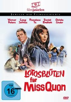 LOTOSBLÜTEN FÜR MISS QUON - Jürgen Roland
