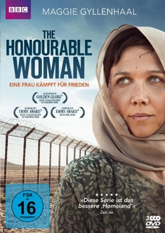 THE HONOURABLE WOMAN  [3 DVDS] - Hugo Blick