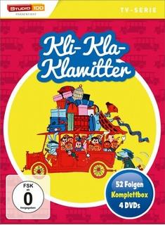 KLI-KLA-KLAWITTER  [4 DVDS]