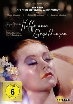 HOFFMANNS ERZÄHLUNGEN - DIGITAL REMASTERED - Michael Powell