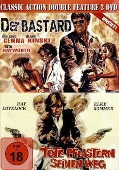 DER BASTARD/TOTE PFLASTERN SEINEN WEG  [2 DVDS]