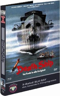 DEATH SHIP  [LE] (+ BONUS-DVD) - Alvin Rakoff