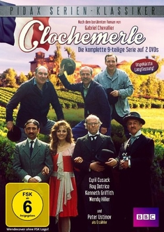 CLOCHEMERLE  [2 DVDS] - Michael Mills