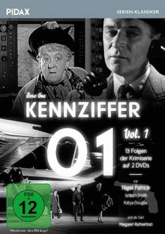 KENNZIFFER 01 VOL. 1  [2 DVDS] - Silvio Narizzano, Anton M. Leader, Roy Ward Baker, Charles Frend