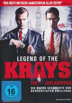 LEGEND OF THE KRAYS - TEIL 1: DER AUFSTIEG - Zackary Adler
